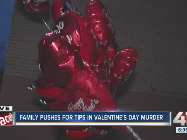 Family of man murdered on V-Day holds benefit