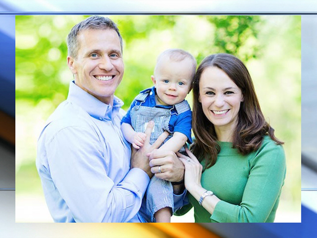 Governor-Elect Eric Greitens, wife Sheena talk about armed robbery
