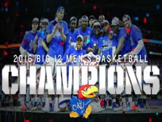 Kansas wins Big 12 tournament title
