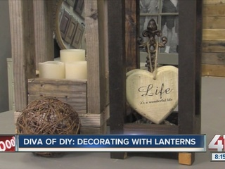 Diva of DIY: Decorating with lanterns