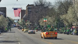 Extra officers staffed for St. Patrick's Day