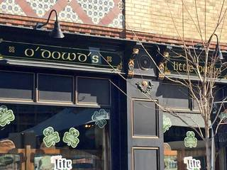 Neighbors celebrate St. Paddy's Day at O'Dowd's