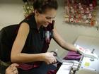 WATCH: Kacie makes a dress for KC Fashion Week