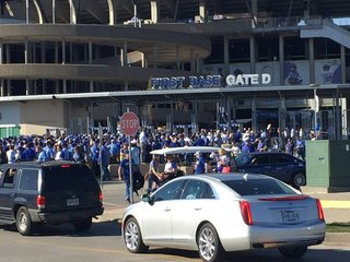 Royals ticket sales going strong