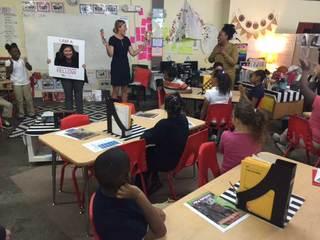 KC teachers surprised with Kauffman honor
