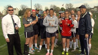 Liberty North girls' soccer duo turning heads