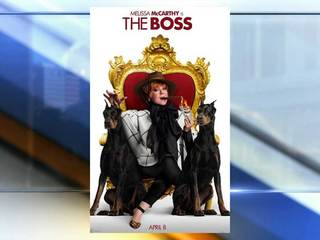 REVIEW: Melissa McCarthy delivers in 'The Boss'