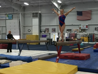 KC gymnast competing in Olympic Trials Friday