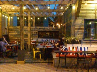 5 metro KC spots for wining, dining on the patio