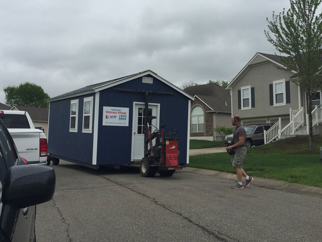 Homeless Veterans To Move Into Village Of Tiny Houses Between Thanksgiving Christmas