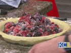 RECIPE: Triple Berry Pie