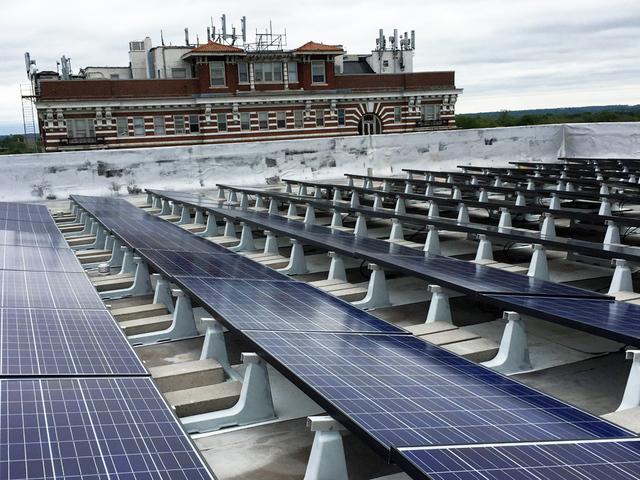 Scottish rite of kansas city looks to heavens for electric for Kansas solar installers