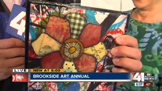 Brookside Art Annual kicks off this weekend