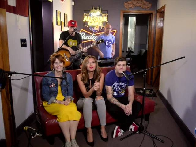 Behind The Spotlight: The Mowgli's Web Exclusive
