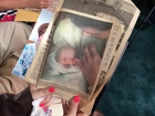 Woman thrown away as a baby meets her rescuers