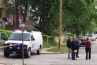 Man dead after homicide on North Drury Avenue