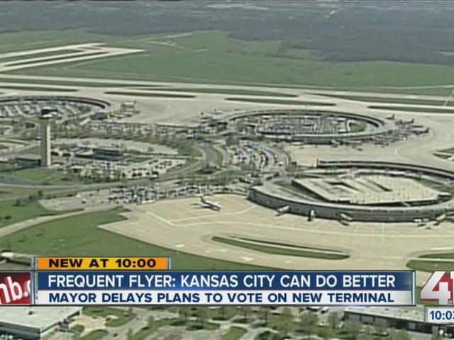 Frequent flyer: Kansas City can do better