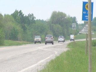 KS budget cuts delay project on 'dangerous' road