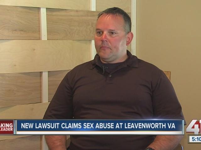 Veteran speaks on Leavenworth VA abuse allegations