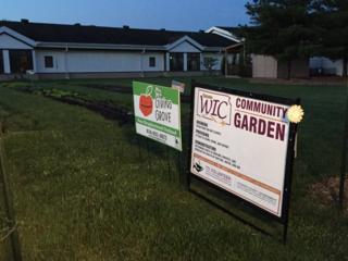 Volunteers needed to help plant vegetables