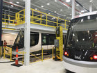 Behind-the-scenes tour of KC Streetcar