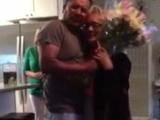 VIDEO: 21 years later a mother and son reunited