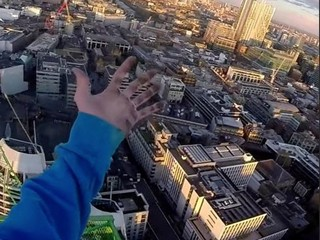 VIDEO: An incredible view of a London sunset