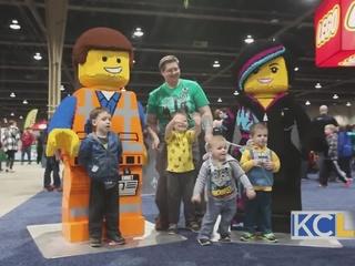Celebrating Lego KidsFest