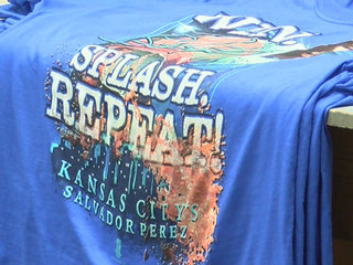 VIDEO: New T-shirt pays homage to Salvy Splash