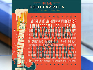 Boulevardia announces music lineup