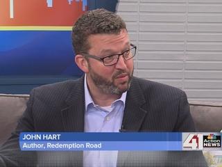 Mystery Author John Hart