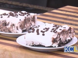 RECIPE: Fergolicious Chocolate Lasagna