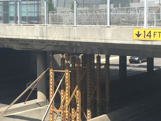 Grand Ave. Bridge had inspection before closure