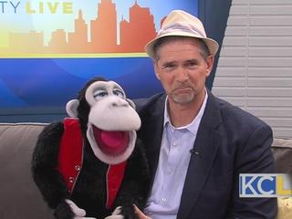 Ventriloquist Kevin Horner Performs