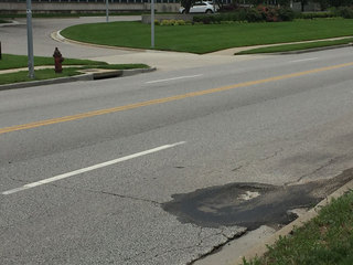 Potholes in metro area leading to costly repairs