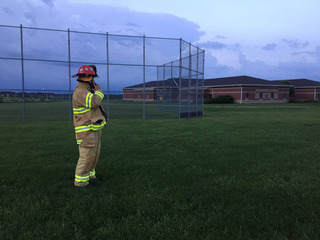 Prairie Creek Elementary closed after fire