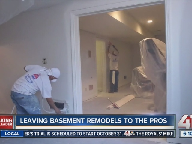 Angie's List: Leaving basement remodels to the pros
