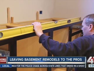 Angie's List: Leave basement remodels to pros