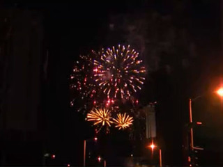Will dry weather force a fireworks ban?