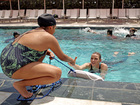 Swimsuits, towels needed for summer kids camp