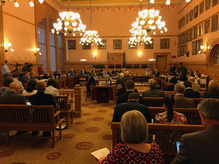 KS lawmakers get closer to school funds solution