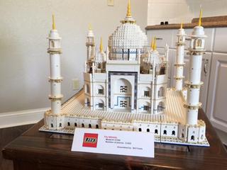 PHOTOS: Kansas City man builds Lego models