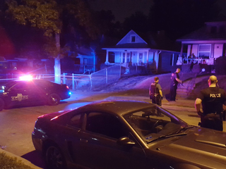 1 suffers life-threatening injuries in shooting