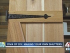 Diva of DIY: Making your own window shutters