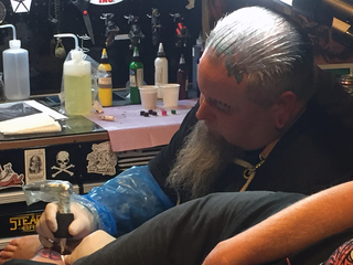 Tattoo artists calls for change to city code