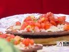 Egg & Chorizo Pizza