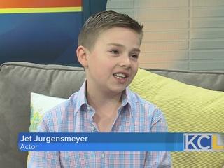Disney Channel Star Jet Jurgensmeyer