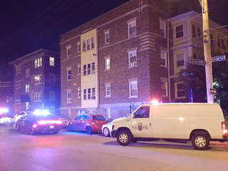 UPDATE: Woman jumped from third-story apartment