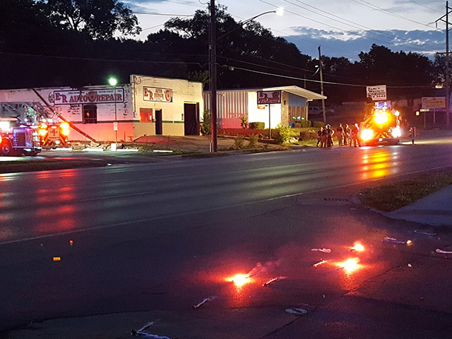 Auto Repair Shop In Independence Damaged After Overnight