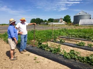 Meet City Market farm inspector Deb Connors